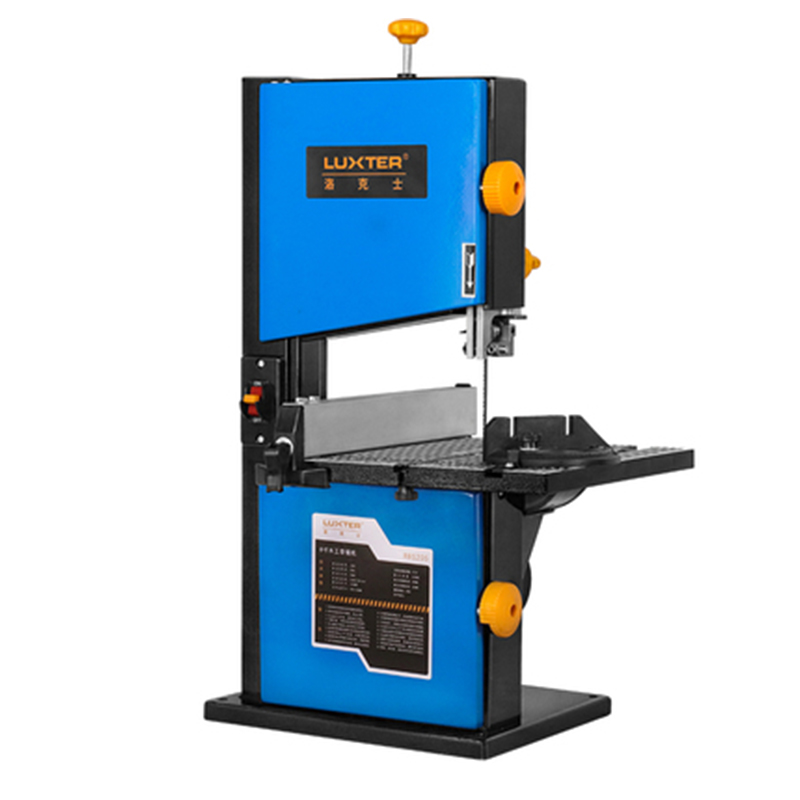 8 Inch Band Saw Household Multifunctional Small Woodworking Table Power Tools Wire Saw Machine Woodworking Tools