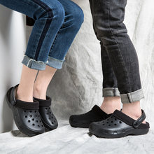 Зимние тапочки; Домашняя Теплая мужская обувь; Хлопковые тапочки