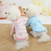 Модная одежда для собак miflame толстовки с принтом домашних