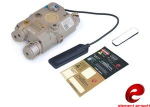Image 4 - Z TAC LA 5 UHP Görünüm Sürüm Kırmızı Nokta Lazer gece çekim mikro LED el feneri EX396 DE