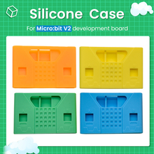 BBC Micro:bit V2.0 Colors Silicone Protective Cases Outer Shell  for Micro:bit V2