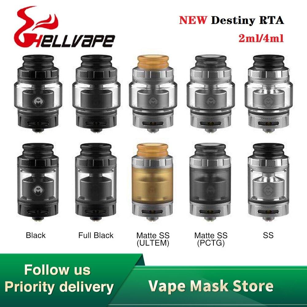 Hellvape Destiny RTA 2ml/4ml