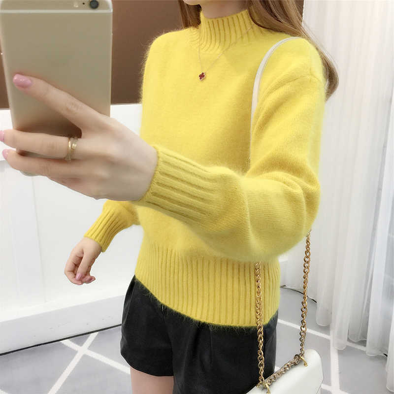 Only Femmes Tricot Pull Pull Sweater Sweatshirt Pull Tricot O-Neck SALE