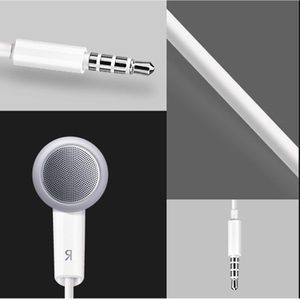 Image 4 - Original HUAWEI Earphone Honor AM110 3.5mm Headsets W/ Mic Remote Control For P7 P8 P9 Honor 9 10 V8 V10 V20 8C 8A 8X Mate 7 8 9