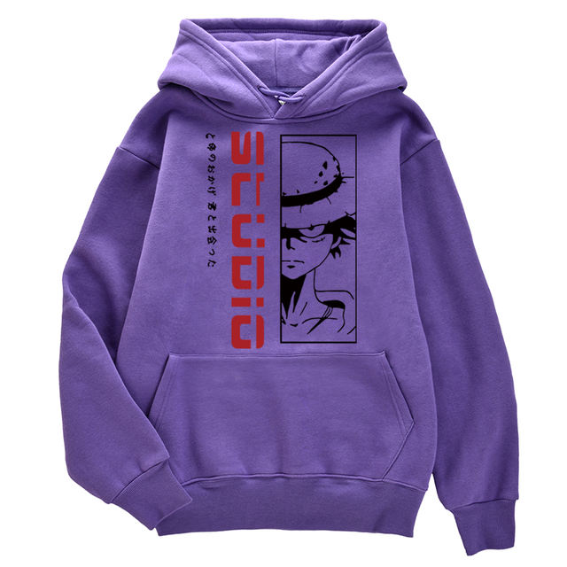 ONE PIECE THEMED HOODIE (14 VARIAN)