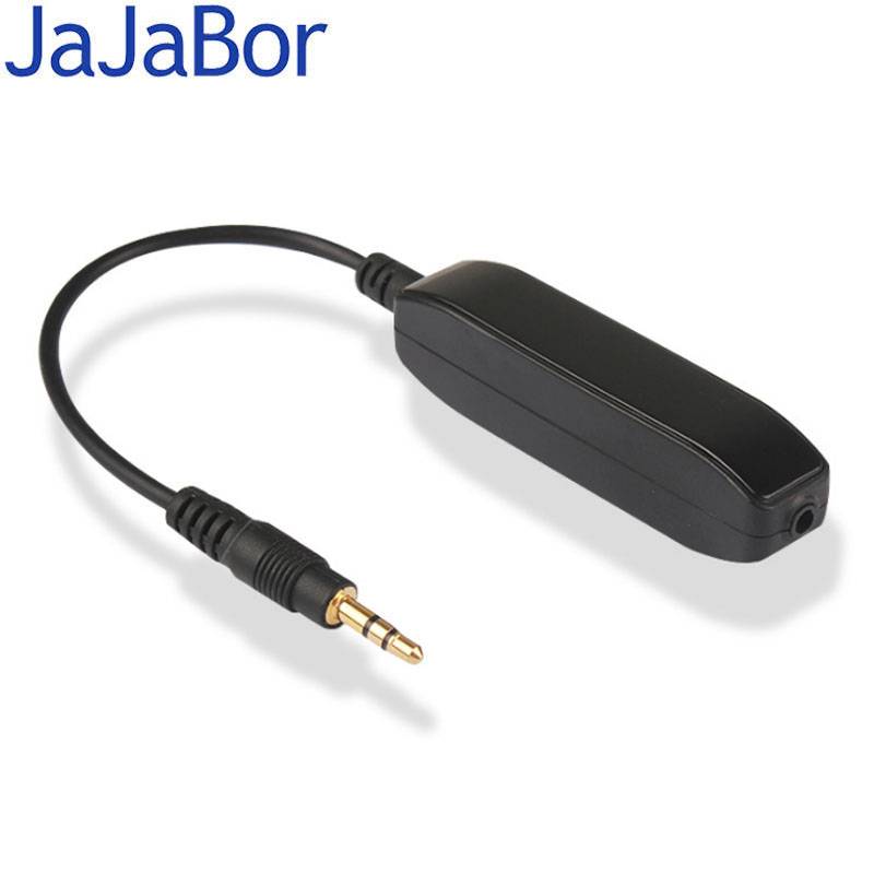JaJaBor Speaker Line 3.5mm Aux Audio Noise Filter Ground Loop Noise Isolator Eliminate For Car Stereo Audio System Home Stereo