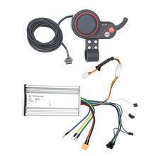 Yunli 60v 45a scooter controller and display accelerator for