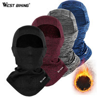 WEST BIKING Winter Face Mask Scarf Warm Ski Snowboard Bike Mask Cover Running Fishing Neck Warmer Sport Balaclava Helmet Hat Cap|Cycling Face Mask| |  -