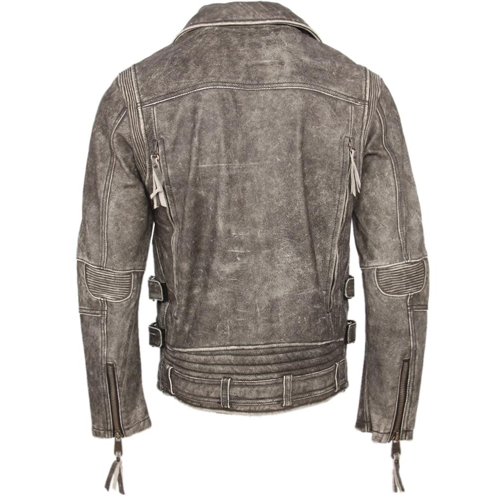 H683c4838f2c24686898e5b4d2fa6f2a3T Vintage Motorcycle Jacket Slim Fit Thick Men Leather Jacket 100% Cowhide Moto Biker Jacket Man Leather Coat Winter Warm M455