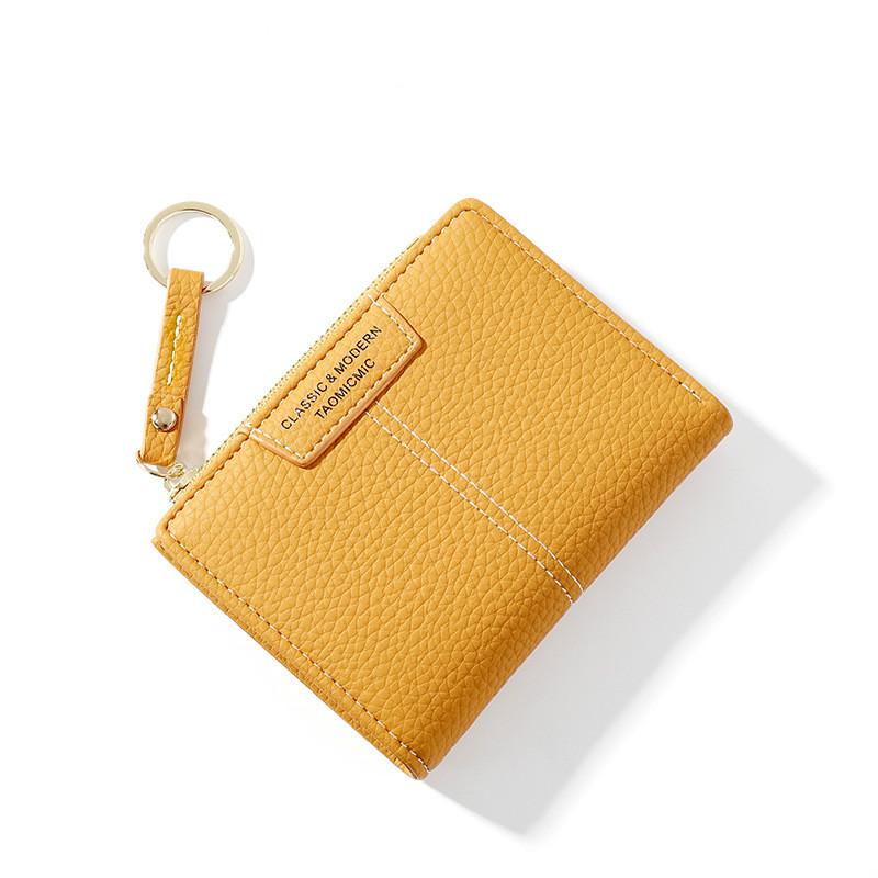 Women Wallet Small Cute Wallet Women Short PU Leather Women Wallets Zipper Purses Portefeuille Female Purse Clutch