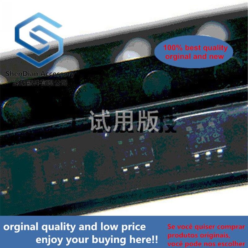 10pcs 100% Orginal New DMG1016UDW-7 N + P Channel Composite Dual Field Effect Transistor SOT-363