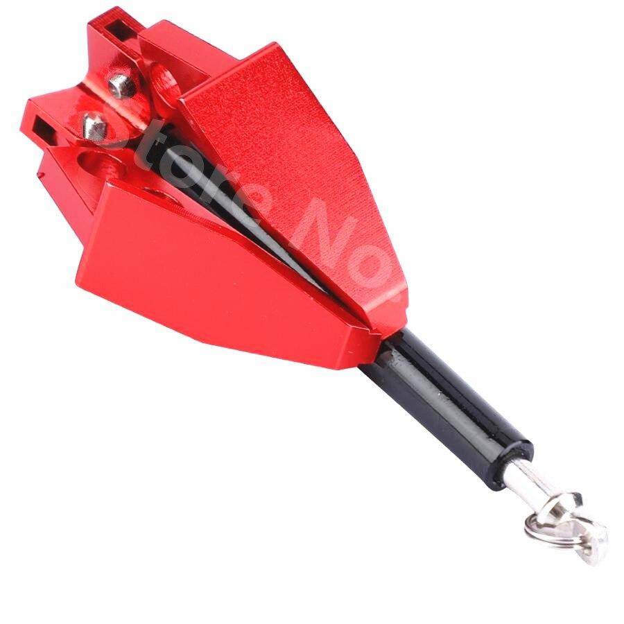TOOGOO Gancho de Remolque de Enganche de Metal para SCX10 90046 para TRX4 1//10 RC Coche de Orugas Modelo de Juguete para Ni?Os con Control Remoto para Beb/é Ni?O