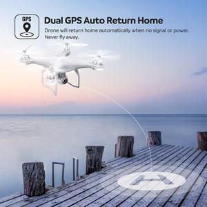Image 2 - Potensic T25 GPS Drone FPV 1080p HD Camera Profissional Wifi RC Drones Selfie Follow Me Quadcopter GPS Glonass Quadrocopter