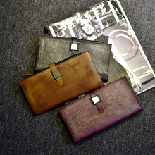 The best quality ladies luxury fashion classic wallet qualit