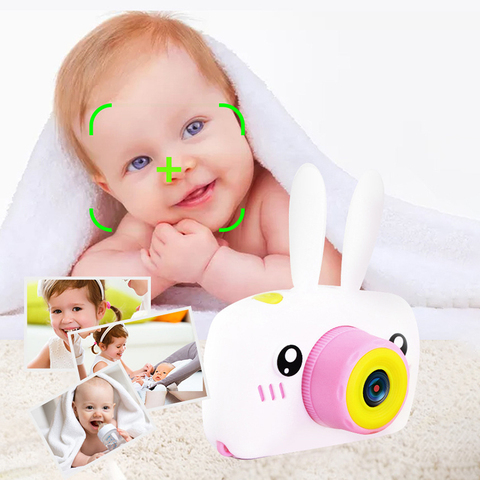 Cartoon Digital Camera Baby Toys Children Creative Educational Toy Photography Training Accessories Birthday Gifts Baby Products Lahore