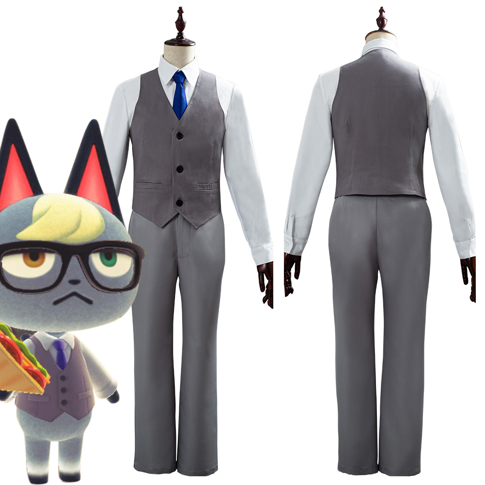 Animal Cosplay Crossing Raymond Cosplay Costume Halloween Carnival Party costumes