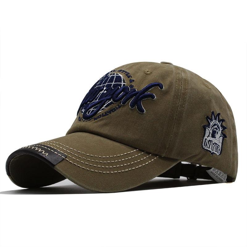 New Men's Baseball Cap Gorras Para Hombre Beisbol Snapback Hat For Women Man Hat Bone Embroidery Casual Cap Casquette