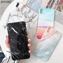 Luxury Marble Case For Huawei P30 Pro P20 Lite Case Silicone Soft TPU Phone Cases For Huawei P30 Mate 30 20 Lite P20 Pro Cover cover case for huawei mate 10 pro soft carbon fiber luxury tpu