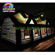 Used Commercial giant irish inflatable drink pub bar for event advertising and service цена 2017