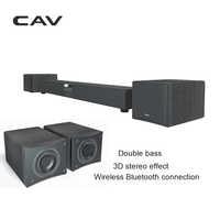 CAV TM1120 Soundbar Set TV Home Theater Audio Sistema Audio 3.1 Subwoofer Altoparlante DTS Surround Sound Altoparlante Senza Fili del Bluetooth