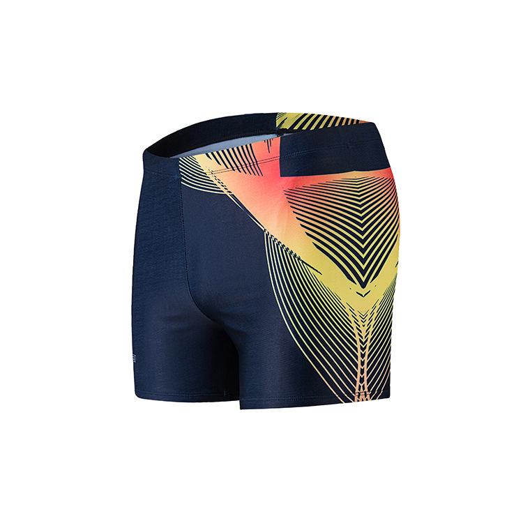 MEN'S Swimming Trunks Fashion Sexy 2019 New Style Hot Springs Swimming Trunks Large Size Sports Swimming Trunks MEN'S Swimsuit