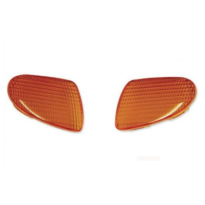 For Yamaha JOG 4JP / 4LV APRIO Motorcycle Scooter Signal Light Plastic Cover Turn Signal Amber Cover