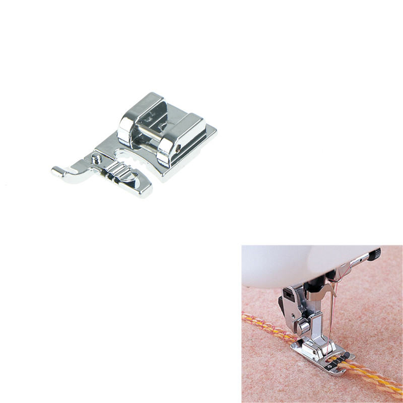 Presser Foot 3 Way Cording Foot Sewing Accessories Compatible With Brother,Janome,Singer Sewing Machine Parts
