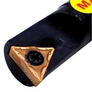 Image 2 - MOSASK S08K STUCR09 Machining Carbide Insert TCMT Toolholders Boring STUCR Internal Cutter CNC Lathe Inner Hole Turning Tools