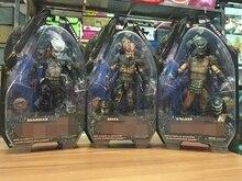 """NECA strażnik Snake Stalker Alien VS Predator pcv figurka Model kolekcjonerski Toy 7 """"18cm KT2142"""