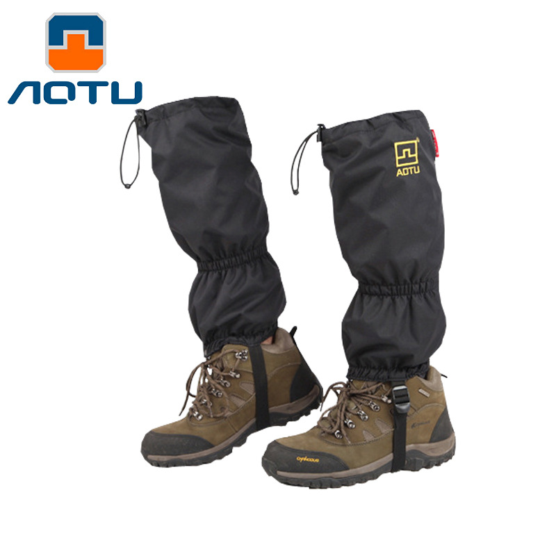 Riding Foot Cover Outdoor Multi-function Portable Waterproof Anti-mosquito And Snow-proof Sports Equipment