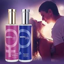 Yeni 29.5ml feromon parfüm afrodizyak kadın orgazm vücut spreyi flört parfüm çekmek kız kokulu su erkekler yağları