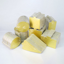 100pcs Mousse Cake Boards Gold Paper Cupcake Dessert Displays Tray Wedding Birthday Pastry Decorative Tools Kit
