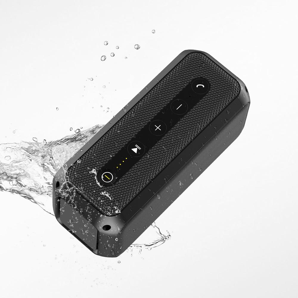 20 w power 2021 neue wireless bluetooth lautsprecher tragbare wasserdichte subwoofer stereo karte sound