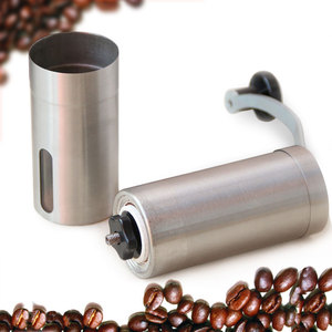 Image 3 - נייד נירוסטה ביתי מטחנת קפה מכונה ידנית פלפל מטחנות מקומי שחיקה מטבח כלים