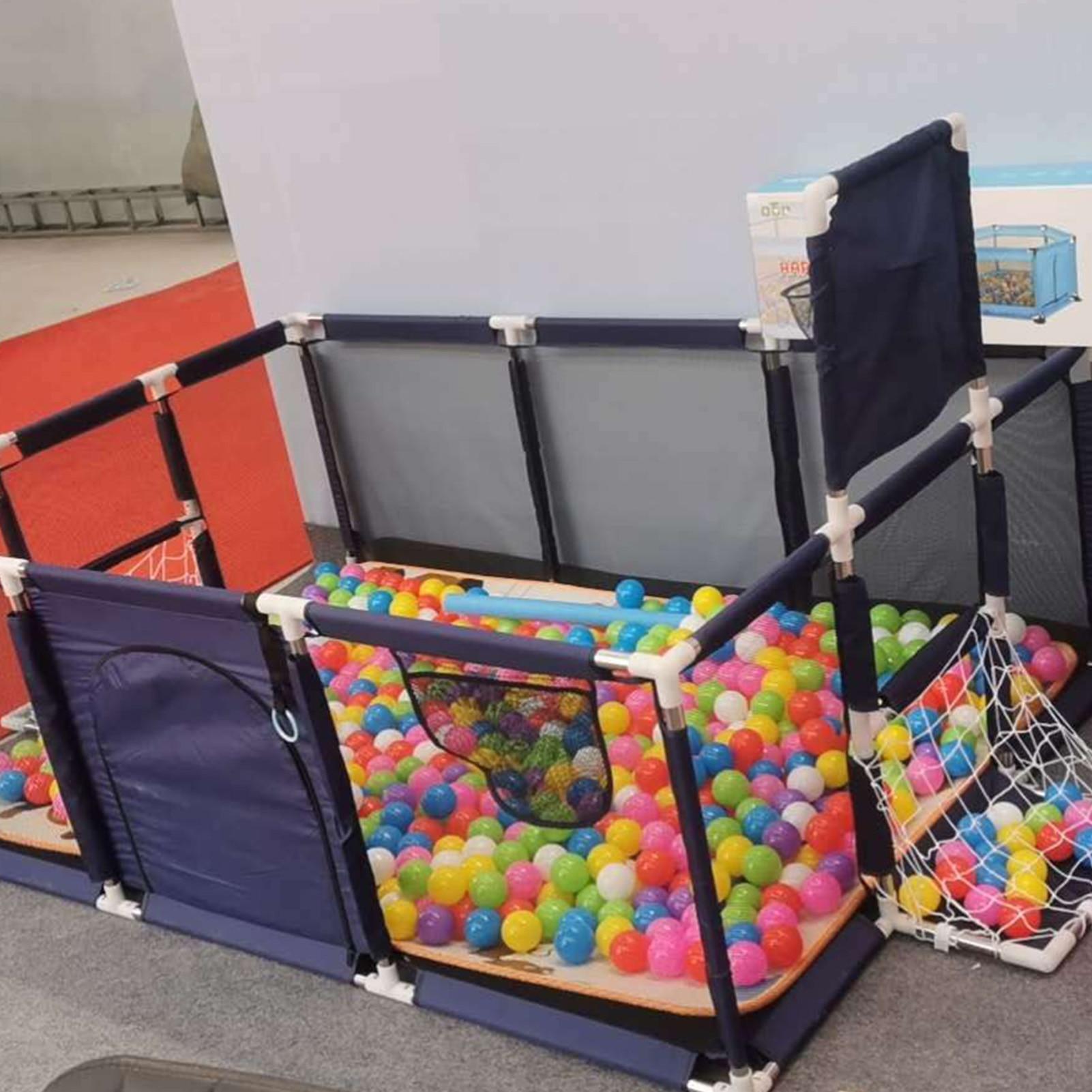 Big Children Playpen Kids Safety Pool Balls Barrier Baby Playpen For Child Pool Balls Newborn Fence Playpen For Baby Pool