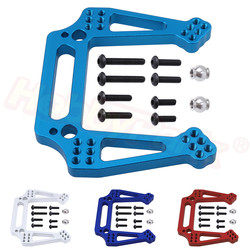 Aluminum Front Shock Tower Replacement of 3639 for 1/10 Traxxas Slash 2WD Stampede 2WD / Rustler VXL Option Upgrade Parts
