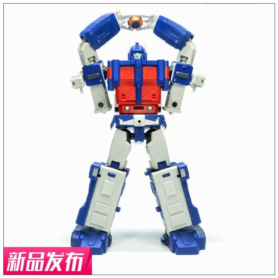 Nouveau MS-TOYS MS-B04C Robot figurine mini Ultra Magnus dessin animé couleur instock