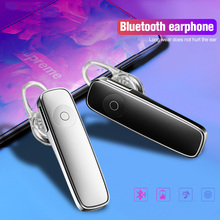M165 Stereo Headset Earphone Headphone Mini Bluetooth V4.1 With Microphone Wireless Handfre