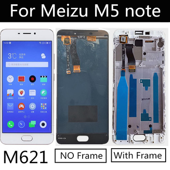 For Meizu m5 note M621 LCD Display+Touch Screen Digitizer Assembly Replacement For Meizu Meilan Note 5 goowiiz белый кот meizu m5 note