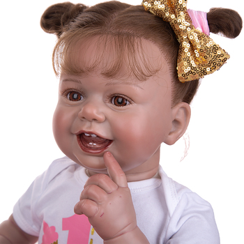 Кукла-младенец KEIUMI Bebe Boneca 1