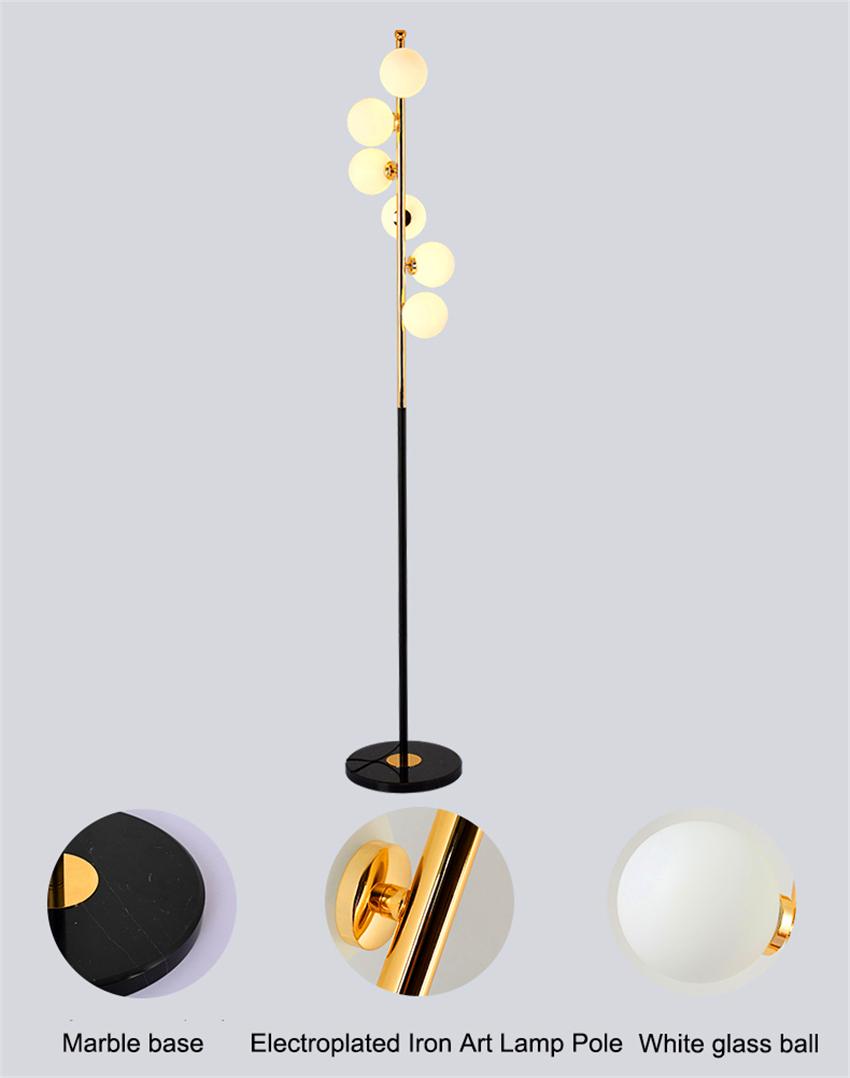 Modern Floor Lamps - Lamps & Lighting
