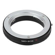MD-EOS переходное кольцо AF, подтвержденный адаптер для объектива Minolta MD MC для камеры Canon EOS EF EF-S 80D 77D 70D 60D 5D