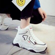 Женские ботинки; бархатные теплые зимние ботинки; зимняя высококачественная Спортивная трендовая Повседневная обувь; уличная спортивная обувь; zapatillas mujer