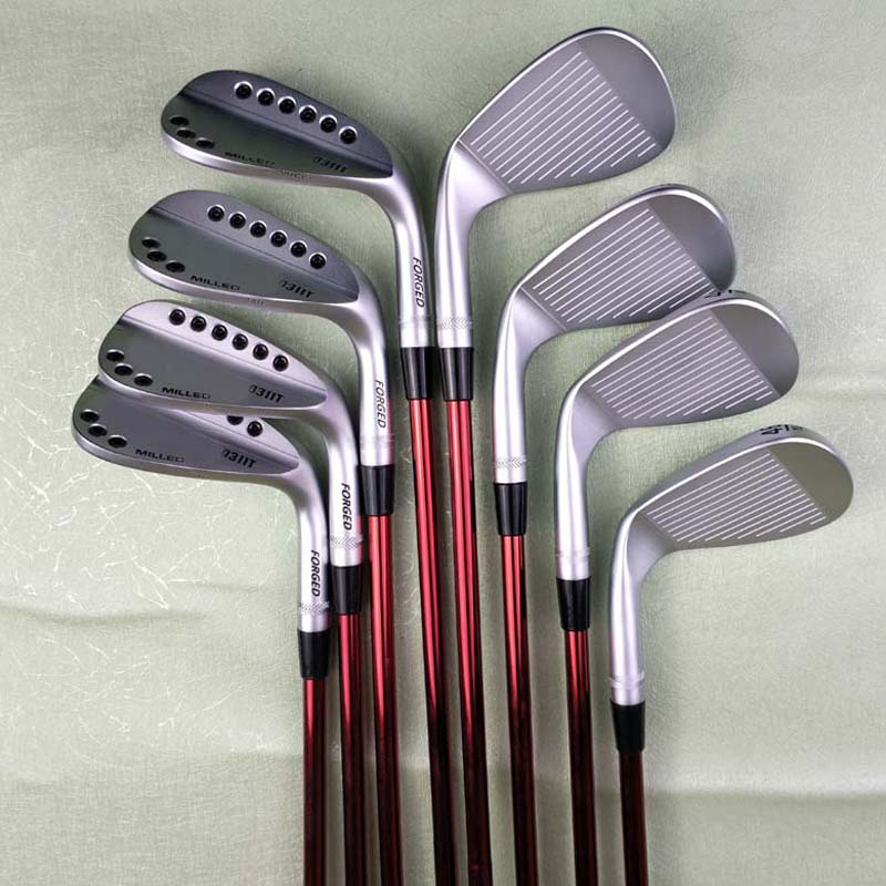 2019 Golf Clubs Wedges 0311T Skull Black/silvery 50/52/ 54/ 56/ 58/ 60 Cover Free Delivery Time-limited Headcovers Golf Set Free