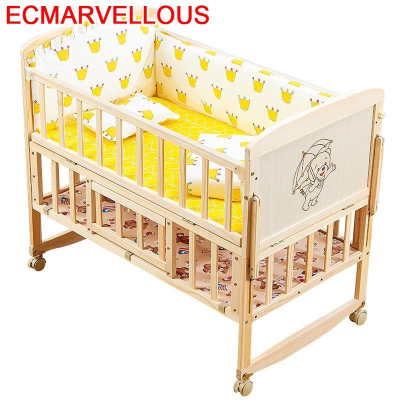 Fille Camerette Menino Infantil Cama Individual Kinderbed Furniture Letto Bambini Wooden Children Kinderbett Lit Enfant Kid Bed