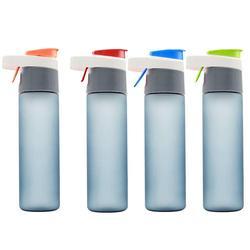 1 sztuk 430 ml/600 ml przenośna butelka sportowa na wodę lato bidony zamykane duży plastikowy kubek butelka wody w sprayu