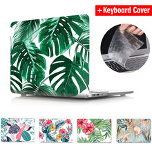 Laptop Case Voor Macbook Air Pro Retina 11 12 13 15 Bloemen Marmer Leuke Cartoon Clear Matte Air 13 A2179 a1466 Pro 13 A1708 A1502(China)