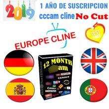Лучший стабильный cccam cline на 1 год Испания Португалия Европа cccam oscam cline espauna для Португалия Германия Испания 2 года бесплатно