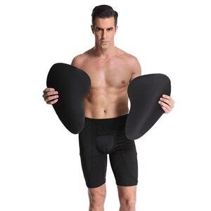 Image 3 - Sexy Silikon Hip Up Pads Butt Enhancer Höschen Crossdresser Transgender Padded Schwamm Pads Kolben heber Shaper Unterwäsche