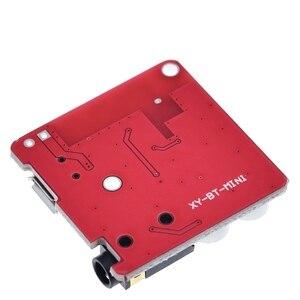Image 4 - Placa receptora de áudio bluetooth 4.1, decodificador sem fio, stereo, módulo de música 3.7 5v, alto falantes sem fio